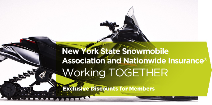 New York State Snowmobile Association and Nationwide Insurance working ...